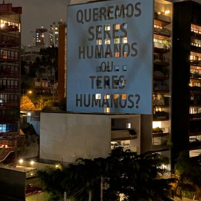 Projetemos Vila Madalena | Crédito Divulgação