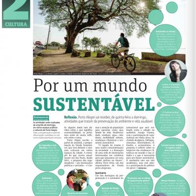 Por um mundo sustentável