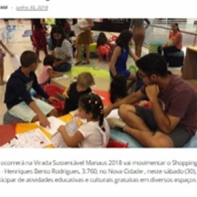 Virada Sustentável Manaus promove