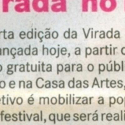 'Virada' no Largo