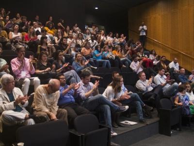 Ano 2018 - Conhecimento - Virada Sustentável SP promove painéis e discussões sobre a cidade