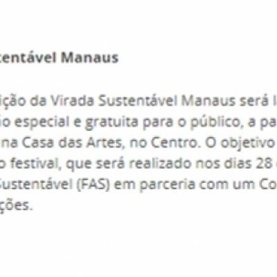 Virada Sustentável Manaus