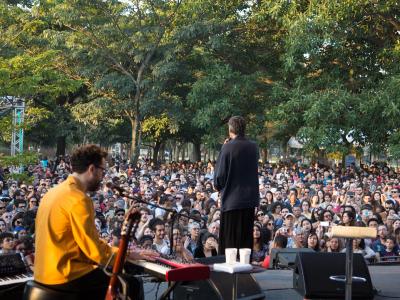Cultura - Virada Sustentável SP tem programação repleta de shows e atividades musicais