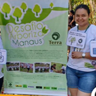 Virada Sustentável Arboriza Manaus