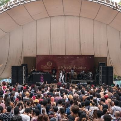 Virada Sustentável ocupou Salvador com quatro dias de programação gratuita e mais de 250 atrações