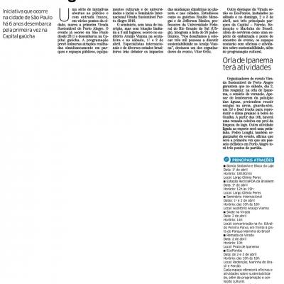 Porto Alegre debate a sustentabilidade