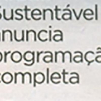 Virada Sustentável anuncia programação completa