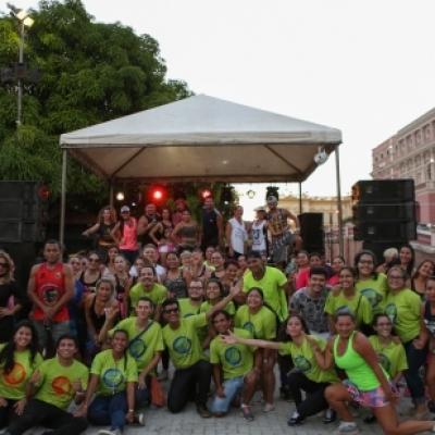 Voluntários Manaus 2018