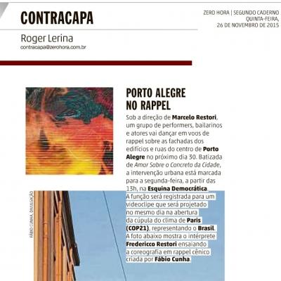 Porto Alegre no Rapel
