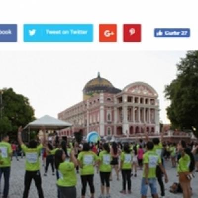 Virada Sustentável Manaus ocupará a cidade com atividades gratuitas