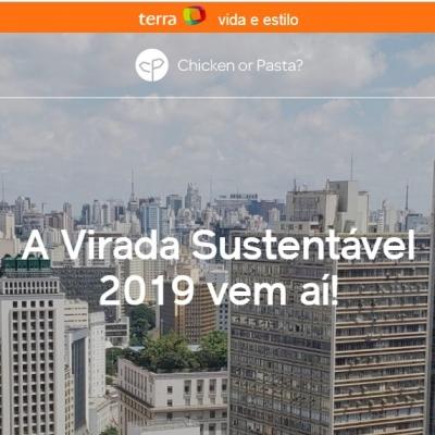 A Virada Sustentável 2019 vem aí!