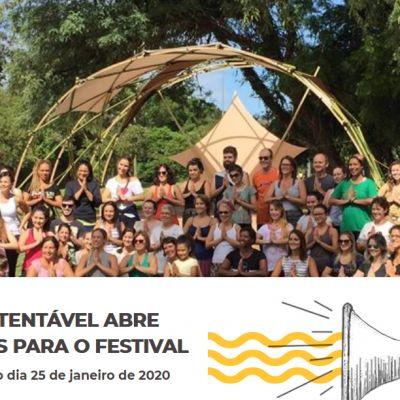 VIRADA SUSTENTÁVEL ABRE DOIS EDITAIS PARA O FESTIVAL