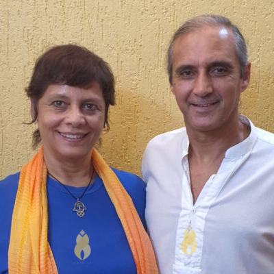 Tania Resende e Marcos Simões @Anima Mundhy