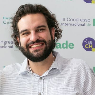 Gustavo Arns @congresso defelicidade