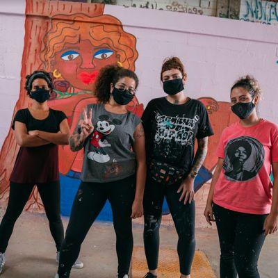 Coletiva de Mulheres Grafiteiras