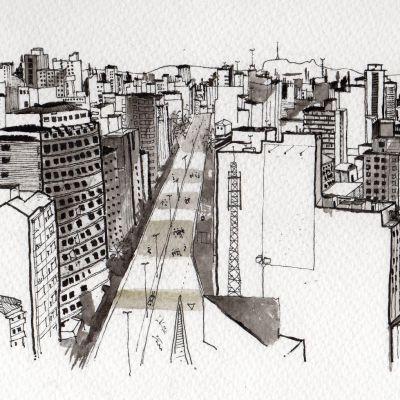 Ocupação Minhocão | FlorestAR_devir floresta :: A vida é uma Utopia (Dudu Tsuda)