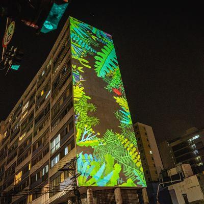 Festival de Luzes de São Paulo 02 a 04/10