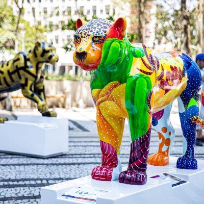 Ocupação Minhocão | Jaguar Parade