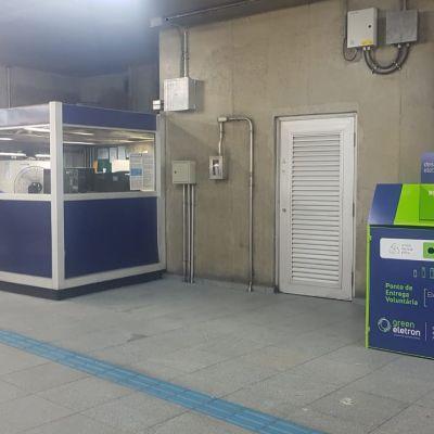 Estação da Sé | Linha Azul