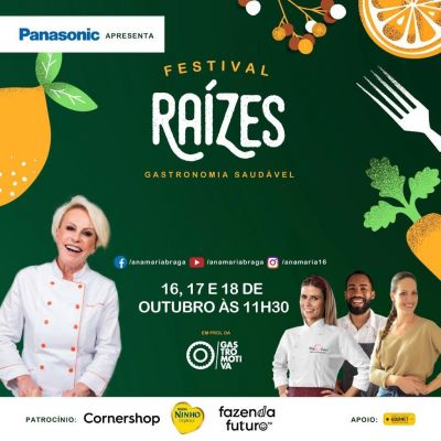 Festival Raízes | Gastronomia Saudável