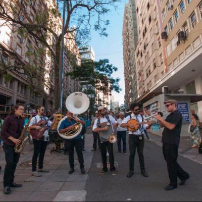 Segunda semana da Virada Sustentável Porto Alegre tem   lives, oficinas, projeção no Iberê e show de jazz