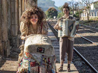 A Andarilha - Grupo: Rainhas do Radiador | Mostra de Circo