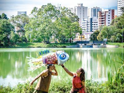 Água Doce - Grupo: Cia. da Tribo  | Mostra de Teatro