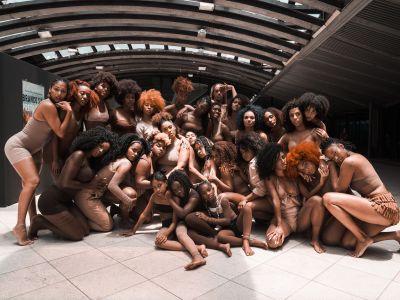 Projeto Turmalinas Negras - Grupo: Projeto Turmalinas Negras | Mostra de Dança