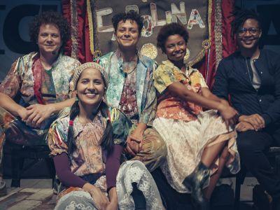 Um Canto para Carolina - Grupo: Cia. dos Inventivos | Mostra de Teatro