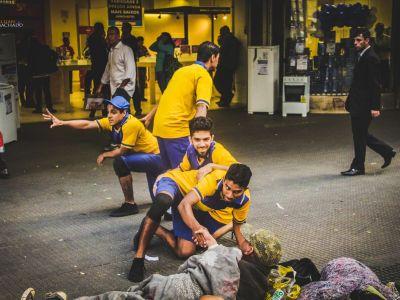 Dança por Correio - Grupo: Zumb.boys | Mostra de Dança