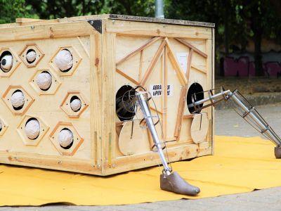 O Ovo da Cuca - Grupo: Desembargadores do Furgão | Mostra de Performance