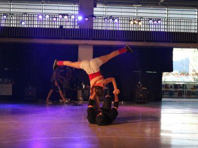 Marionete Humana - Grupo: Identidade e Movimento | Mostra de Dança