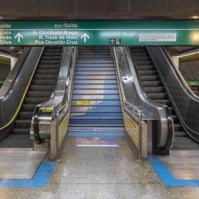#MinhaMensagem | Metrô SP Estação Brigadeiro