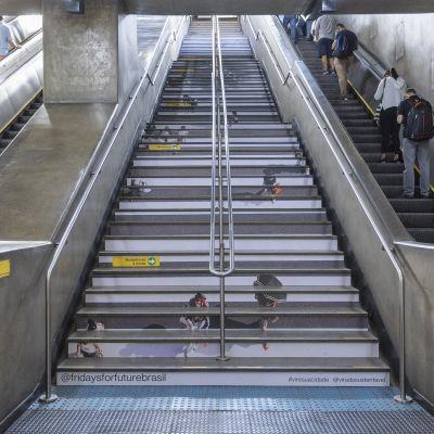 #MinhaMensagem | Metrô SP Estação Santana