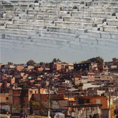 Juntos vamos transformar a pobreza da favela em peça de museu. | @gerandofalcoes