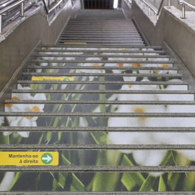 #MinhaMensagem | Metrô SP Estação Vila Madalena