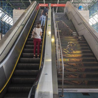 #MinhaMensagem | Metrô SP Estação Penha
