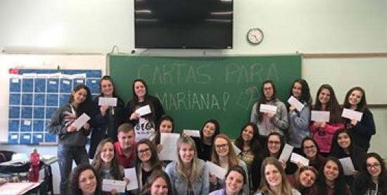 Cartas para Mariana