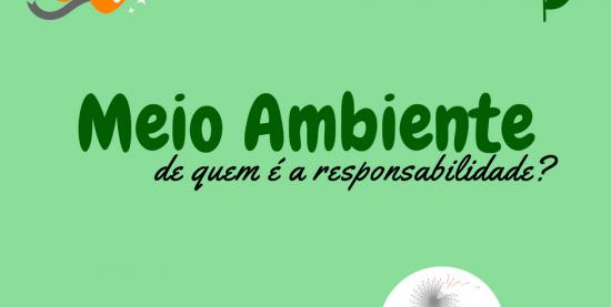 Meio Ambiente: de quem é a responsabilidade?