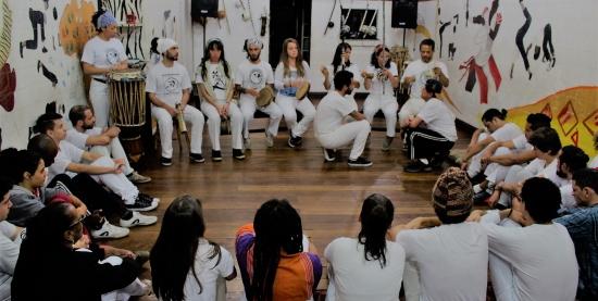 Axé, Capoeira Angola e Meio Ambiente