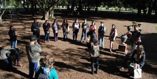 Projeto Trilhando os Parques e Unidades de Conservação