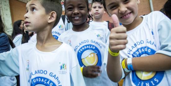 Fundação Tênis e Sustentabilidade Social