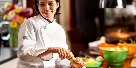 Cozinhando com Ana Trajano da Redenção