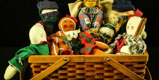 Oficinas de Confecção de Bonecas de Pano   Mulheres na História