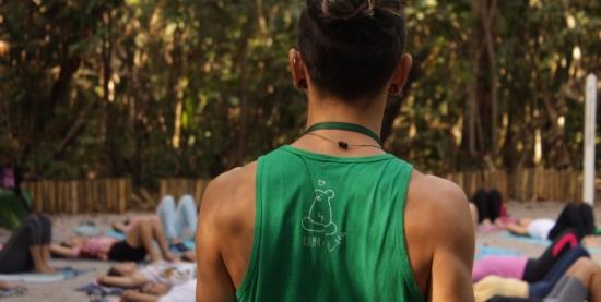 Aula de Yoga Postural