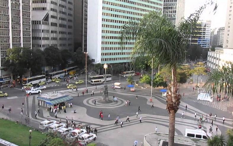 Sesc na Virada : Largo da Carioca