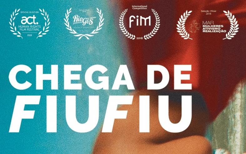 Exibição do Filme Chega de Fiu Fiu com a presença das diretoras