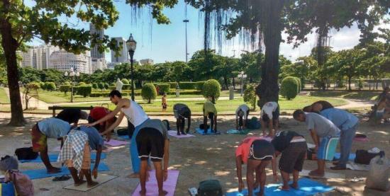 Yoga de Rua SP