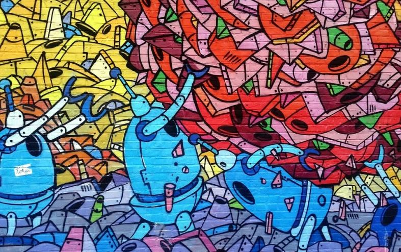 Grafitti no Liceu