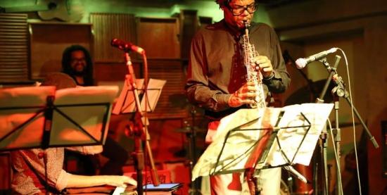 Jazz na Kombi | Vinicius Chagas Quarteto
